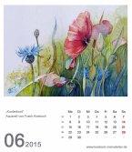 Kalenderblatt Juni 2015