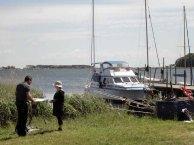 Malreise nach Rügen- Hafen von Groß Zicker (c) Marlies Horrmann (3)