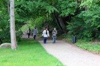 Erkunden der Motive im Park von Wiligrad (c) Frank Koebsch (1)