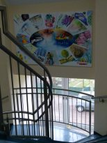 Ausstellung des Bildes von Rostock kreativ 2015 im Seniorenzentrum Stadtweide (c) Frank Koebsch (3)