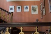 Aquarelle von Hanka & Frank Koebsch zu Kunst Offen im Schloss Griebenow (3)