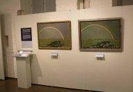 Regenbögen von Rudolf Bartels im Kulturhistorischen Museum Rostock (c) Frank Koebsch