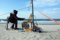 Freies Malen am Strand von Kühlungsborn im Rahmen des Plein Air Festivals (c) FRank Koebach (23)
