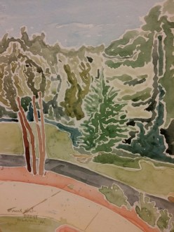 """WI Dells"" Landscape $100"