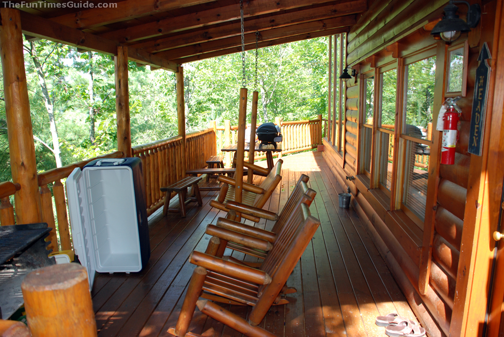 Review Of Pigeon Forge Cabin Rental Brothers Cove  The