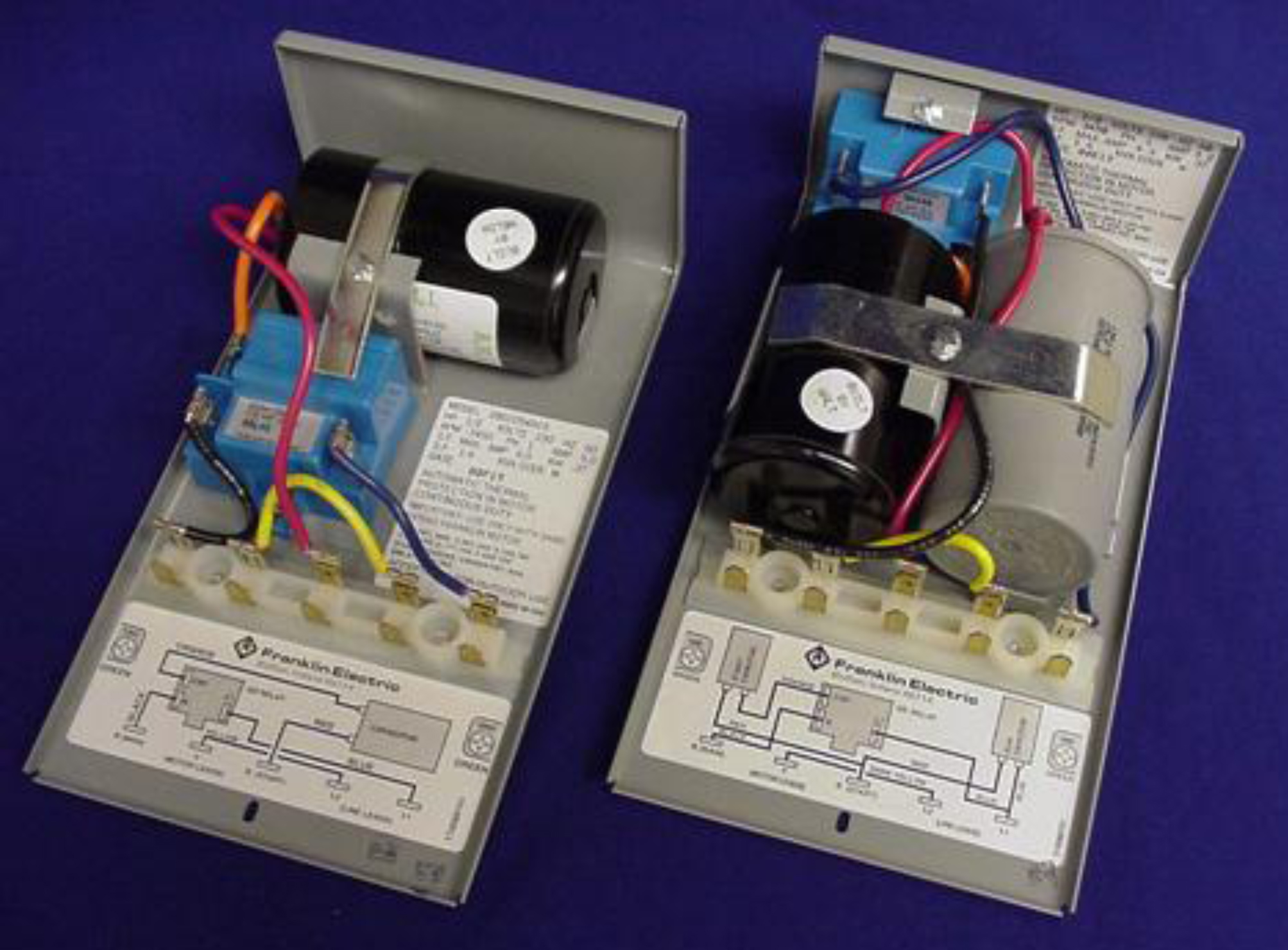 Franklin Electric Well Pump Control Box Wiring Diagram - daily ... on