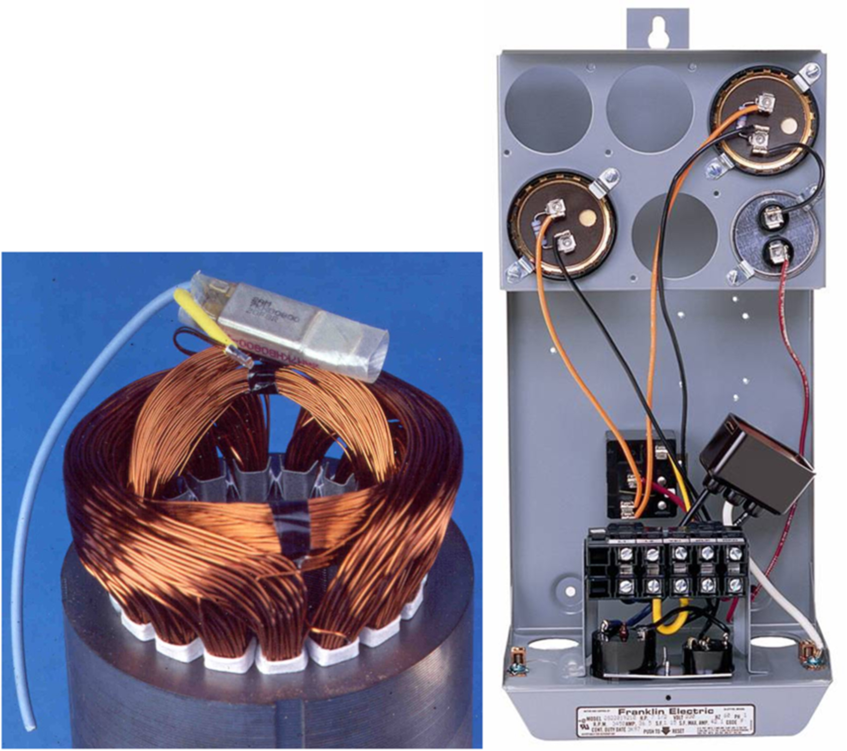 Franklin Electric Submersible Motor Control Wiring Diagram
