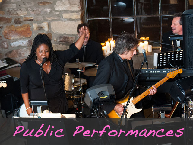 Public Performances