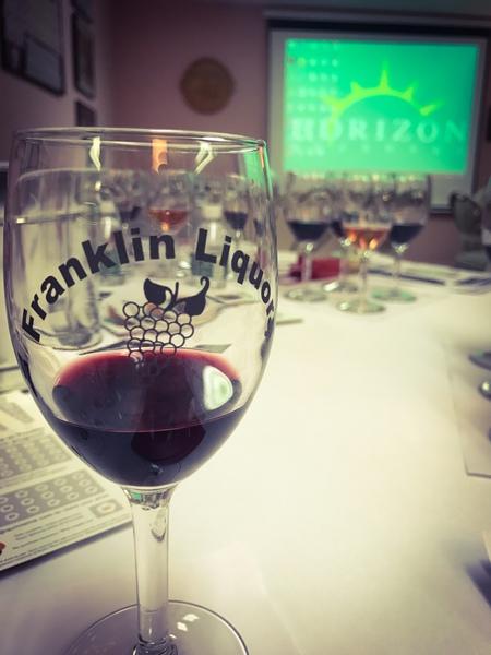 Franklin Wine Club Valentines Wine Tasting  Franklin Liquors