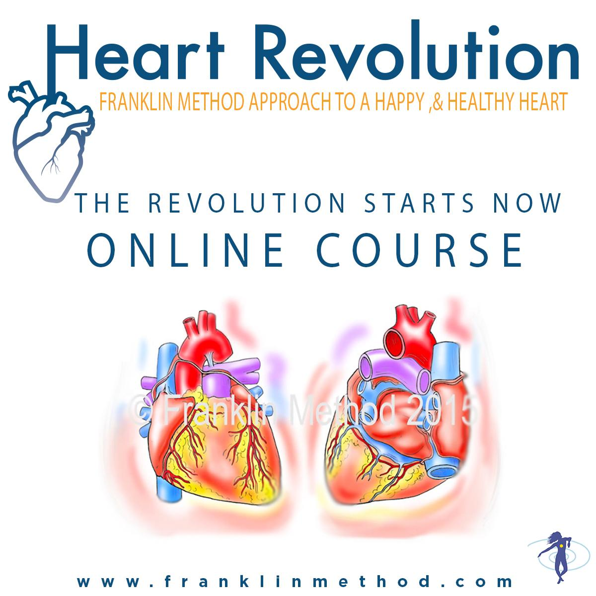 Heart Revolution The Franklin Method Approach To A Happy