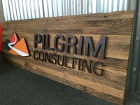 Dimensional Lobby Signs - Franklin Sign Company