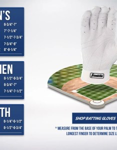 Batting glove hand sizing chart from franklins sports also size franklin rh franklinsports