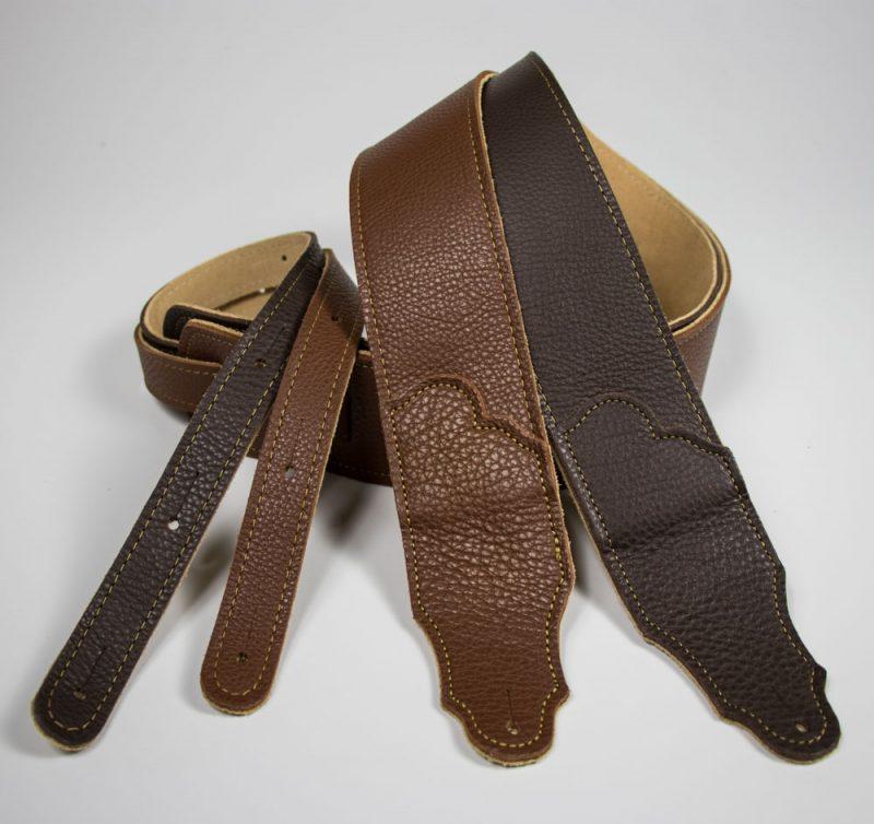 original natural glove leather guitar strap franklin strap. Black Bedroom Furniture Sets. Home Design Ideas
