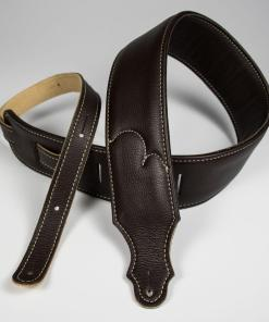 Padded Glove Leather Guitar Strap