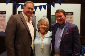 Don & Diane Giddens with Ed Underwood