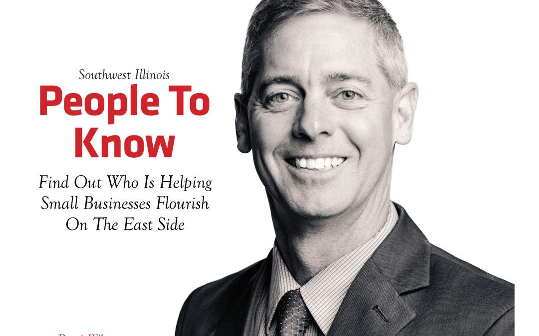 Mark Vaughn named in People to Know by St. Louis Small Business Monthly