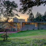 Update Frank Lloyd Wright Designed Usonian Automatic House Entrusted To The Currier Museum Of Art Frank Lloyd Wright Foundation
