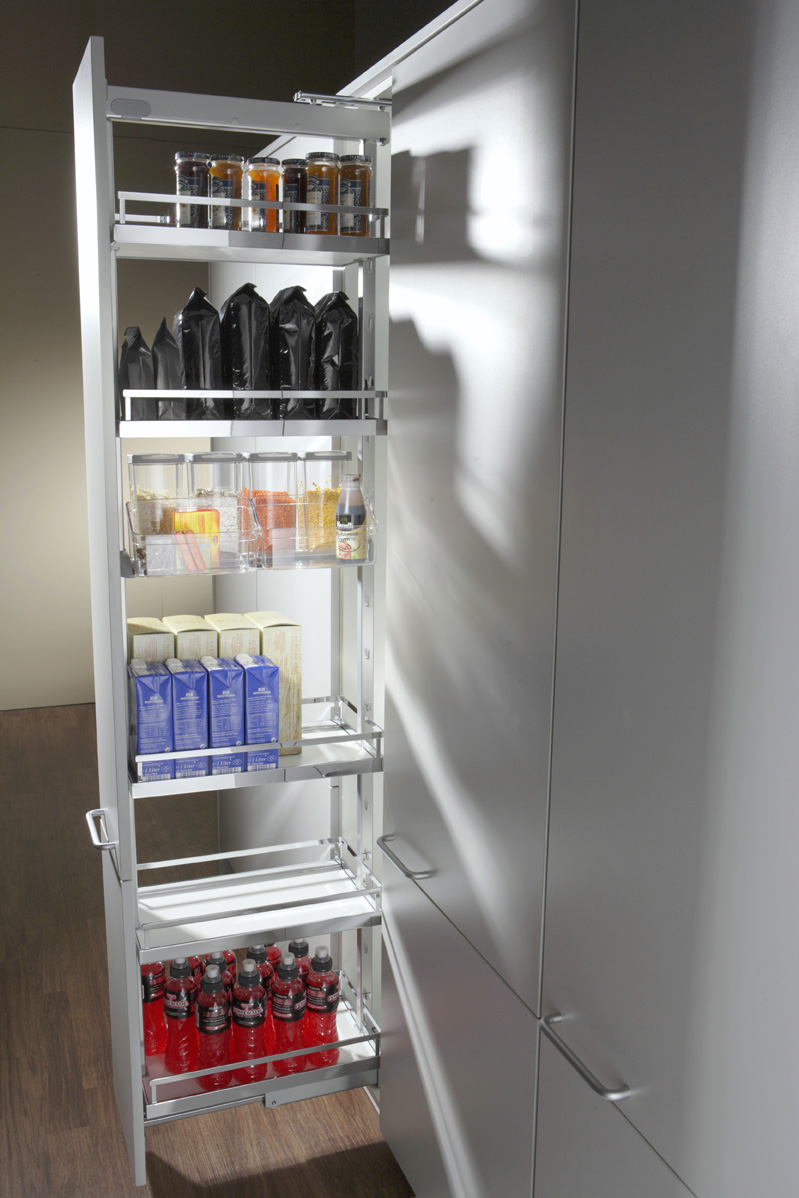 Pull out larder unit available at wwwfranklyie