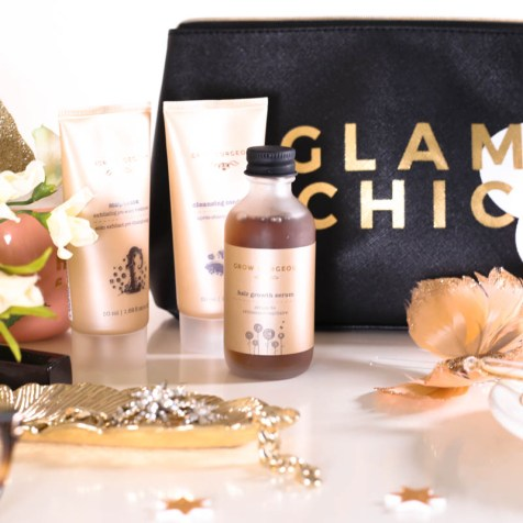 New Beauty Highlights | Grow Gorgeous Three Steps to Gorgeous Kit