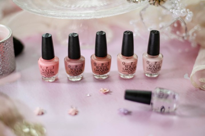 Spring Beauty | My Top Picks for Embracing Softer Hues this Spring feat Nail Polishes from OPI GO Nudes set