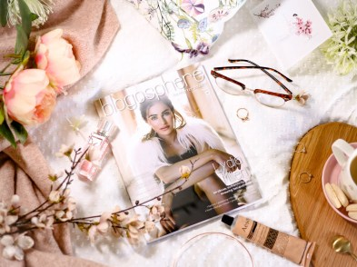 Blog Photography | 3 of My Favourite Flatlay Styles feat Blogosphere magazine