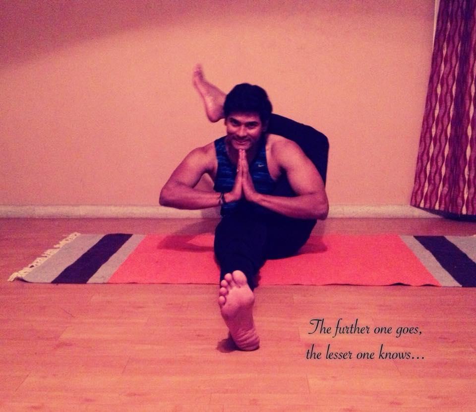 Yoga Asana 13