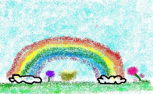Dot's Rainbow
