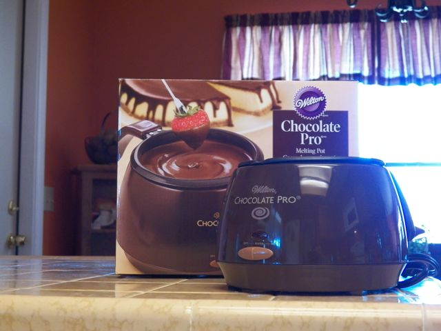 Wilton Chocolate Pro Melting Pot