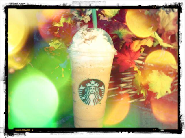 Starbuck's Pumpkin Spice Creme Frappuccino