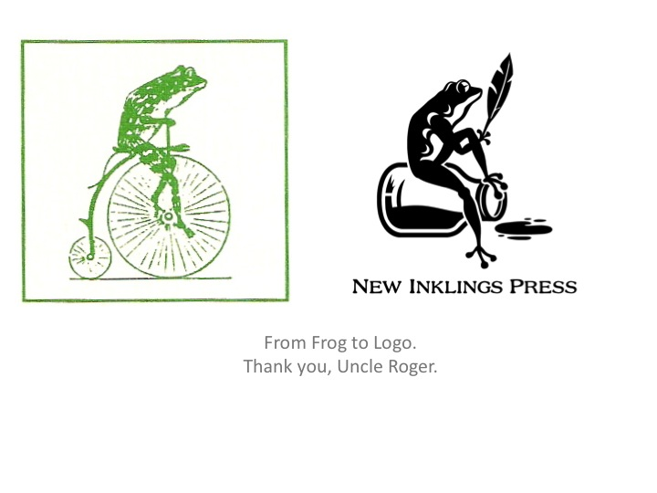 From Frog to Logo