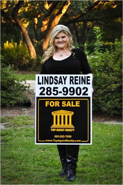 Lindsay Reine, Top Agent Realty