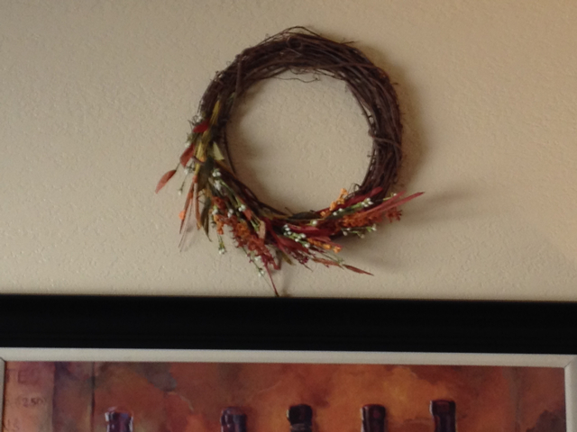Autumn Wreath by Dot
