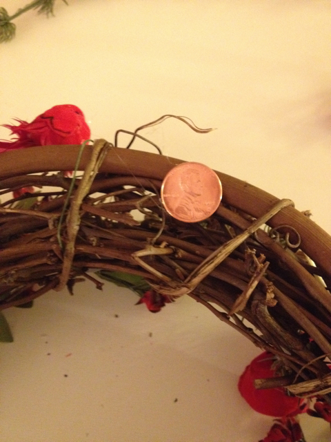 Penny Wreath