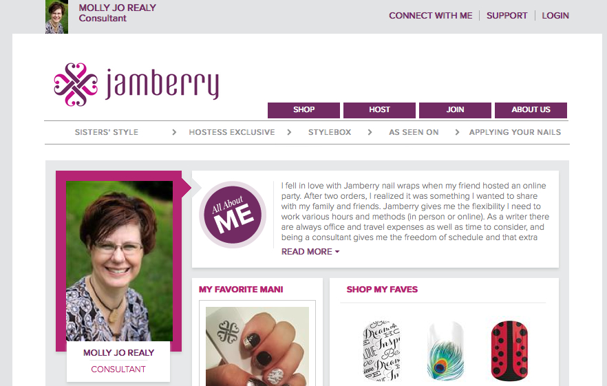 JamWithMojo - Jamberry Consultant
