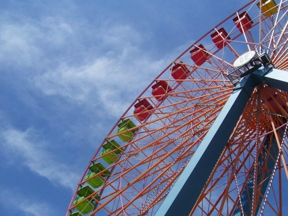 Cedar Point Giant Wheel