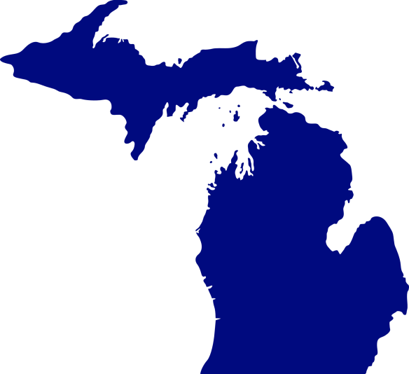 The Mitten of Michigan