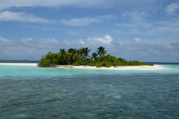 A Writer's Paradise - a Private Island