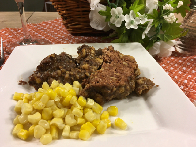 Frankly, My Dear . . . : Basic Slow Cooker Meatloaf Recipe