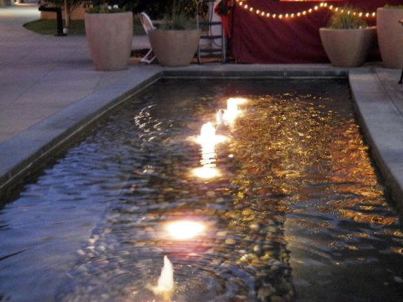 Frankly, My Dear . . . : Dance in the Fountain