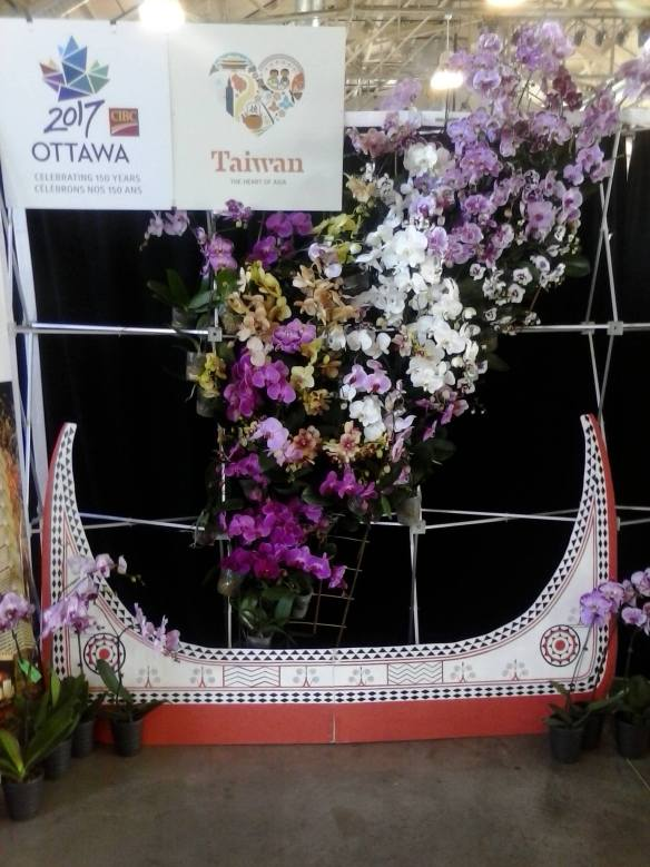 Ottawa Welcomes the World: Taiwan [photo credit: W. Kendall]
