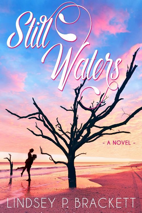 Book cover of Still Waters by Lindsey P. Brackett, Edisto, low country