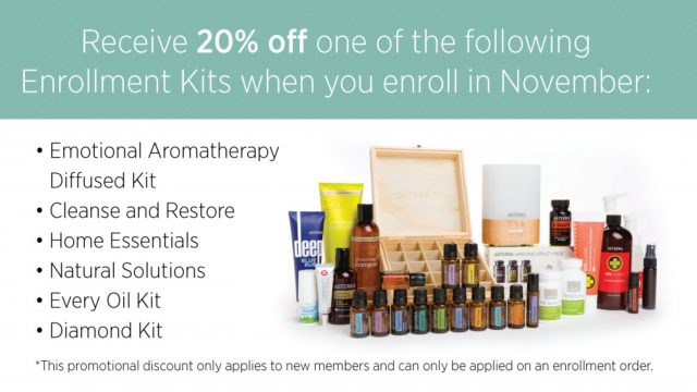 DoTERRA Enrollment Kit Discount