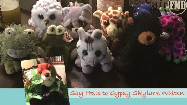 Frankly, My Dear . . . : Say Hello to Gypsy Skylark Walton