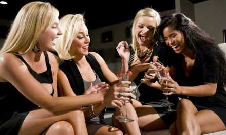 6 WAYS TO ENJOY A GIRLS NIGHT OUT