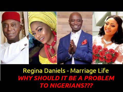 Regina Daniels Marriage Life