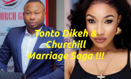 Tonto Dikeh & Churchill Marriage Saga | Toke Makinwa Did Better
