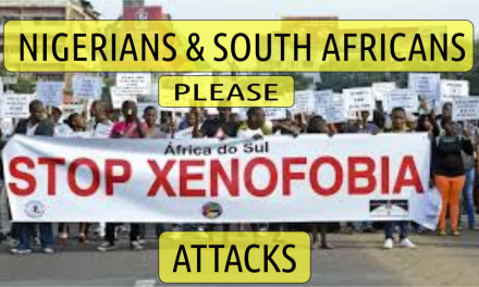 XENOPHOBIC ATTACKS | NIGERIANS PROTEST AT SOUTH AFRICAN BIZ SHOPRITE, MTN OFFICE | LATEST 9JA NEWS