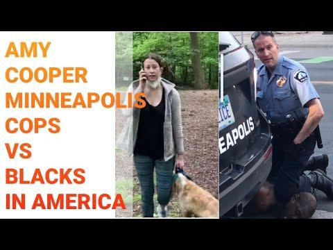 GEORGE FLOYD I CAN'T BREATHE – RACIST Minneapolis Cops
