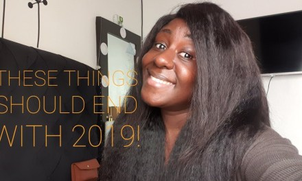 ANNOYING THINGS THAT SHOULD STAY AWAY IN 2019 | GIVEAWAY WINNER