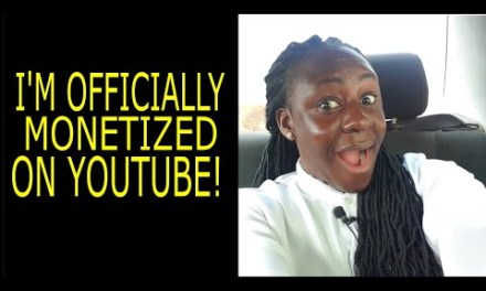 OFFICIALLY MONETIZED ON YOUTUBE! | I WAITED FOR 3 MONTHS!😯| MY YOUTUBE CHANNEL IS NOW MONETIZED